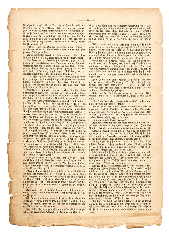 未定义古色古香的书难看的东西页与德国文本的 免版税图库摄影