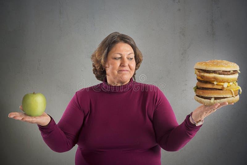 未定的起动饮食 免版税图库摄影