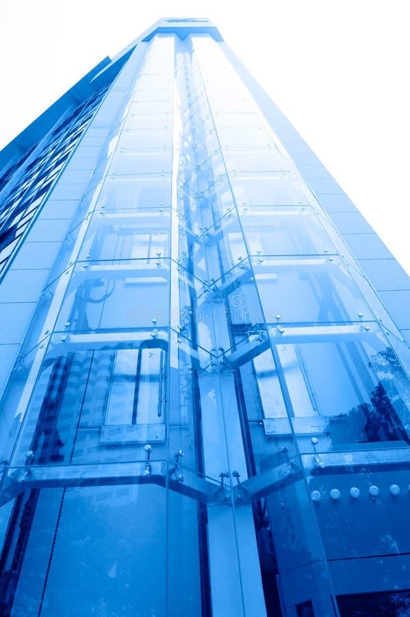 未来派的电梯 库存图片