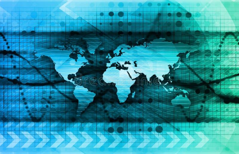 未来派数字网 向量例证