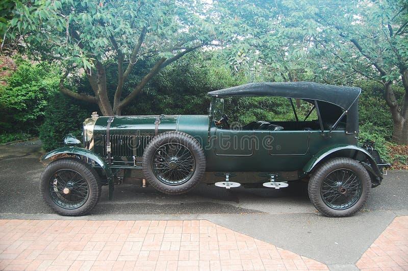 1926年本特利汽车 免版税库存图片