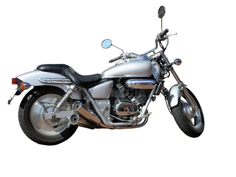 本田优秀大学毕业生摩托车 免版税库存照片