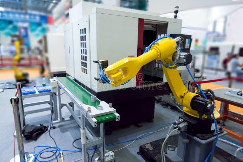 机器人手Controler  图库摄影