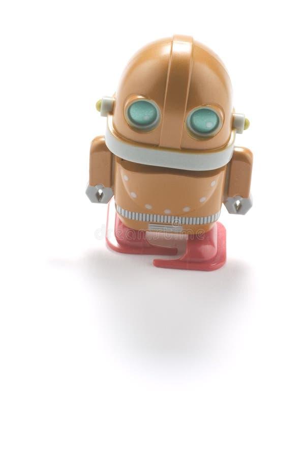 机器人玩具 免版税库存照片