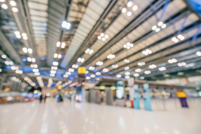 机场、旅行或者国际运输概念的被弄脏的背景 免版税库存照片