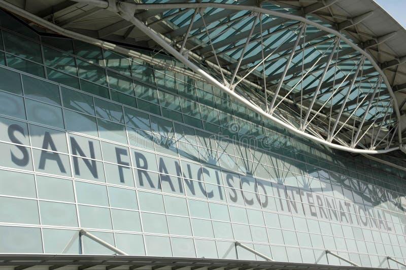 机场弗朗西斯科・圣 库存照片