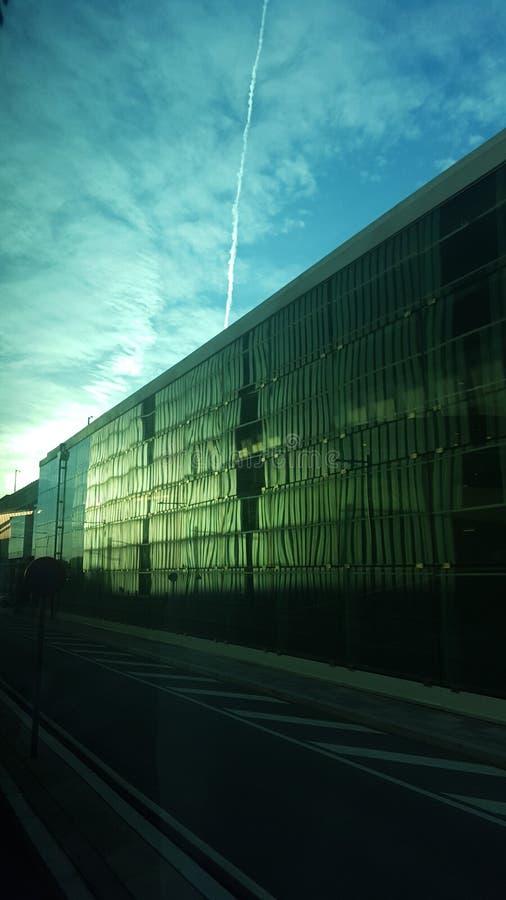 机场 免版税图库摄影