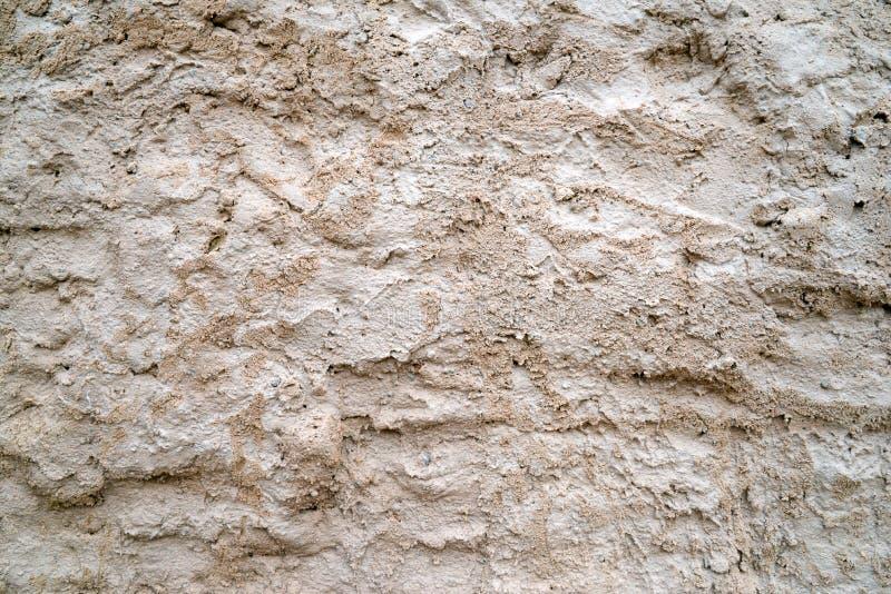 杂乱水泥墙壁纹理 免版税库存照片