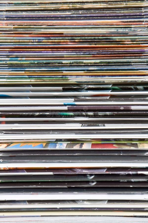 杂志 库存图片