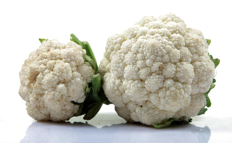 杂种的花椰菜 免版税库存照片
