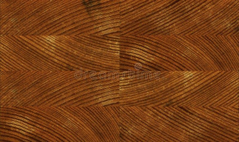 杉木无缝的纹理 免版税库存照片