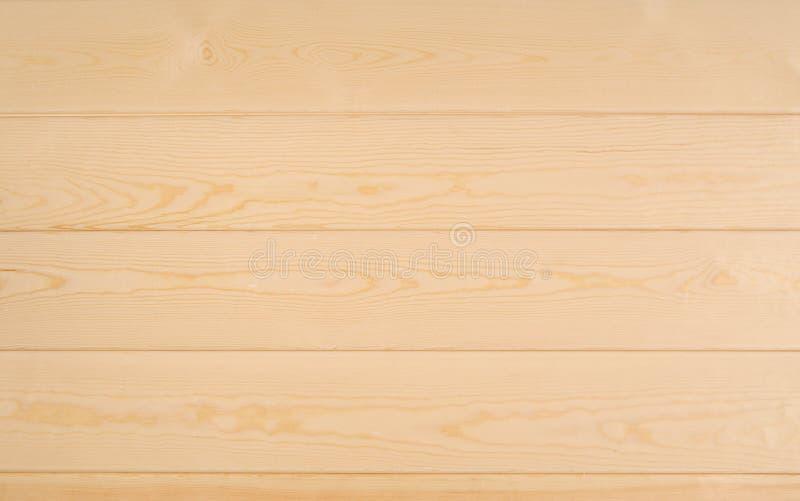杉木楼层。 图库摄影