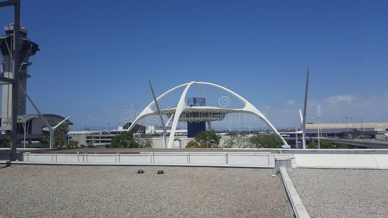 洛杉矶机场 图库摄影