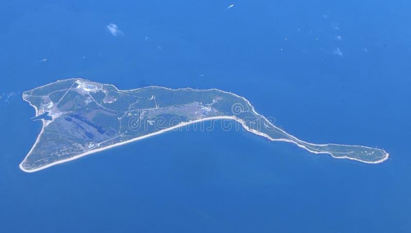 李子海岛, NY 免版税库存照片