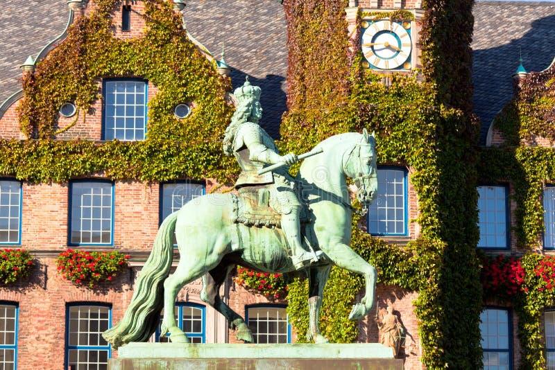 杜塞尔多夫德国 免版税库存照片
