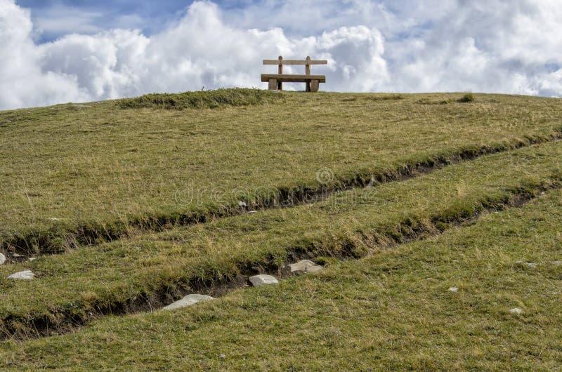 杜米托尔国家公园,黑山 免版税图库摄影