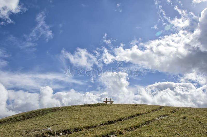 杜米托尔国家公园,黑山 免版税库存图片
