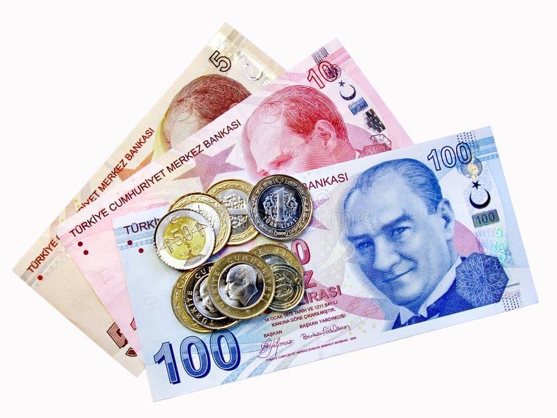 束铸造货币 库存照片