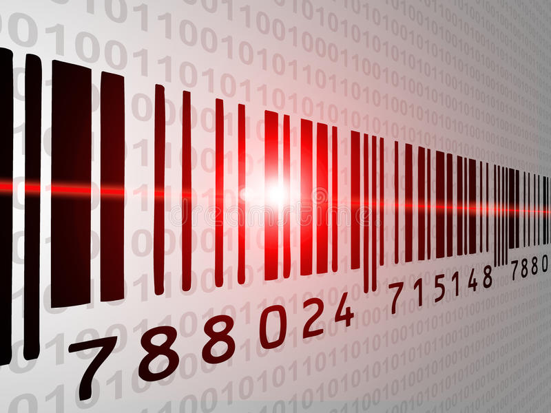 Download 条形码扫描 库存图片. 图片 包括有 出售, 充分, 概念, 商业, 行业, 包装, 颜色, 阅读程序, 编码 - 22357389