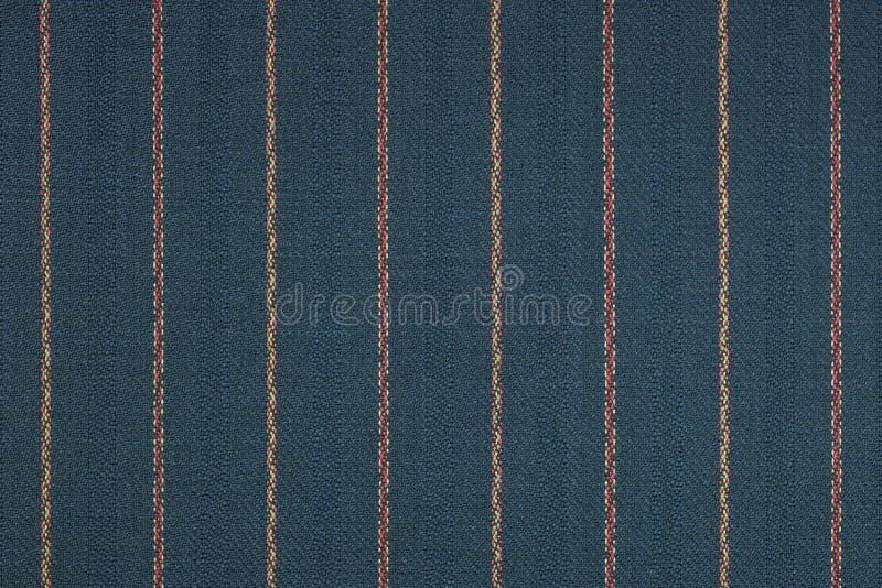 细条纹布料的样式 免版税图库摄影
