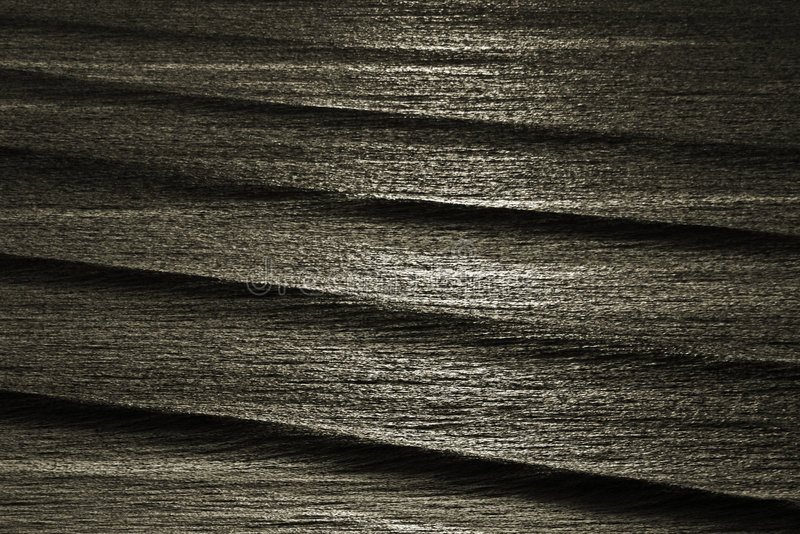 条绒海洋 免版税库存图片