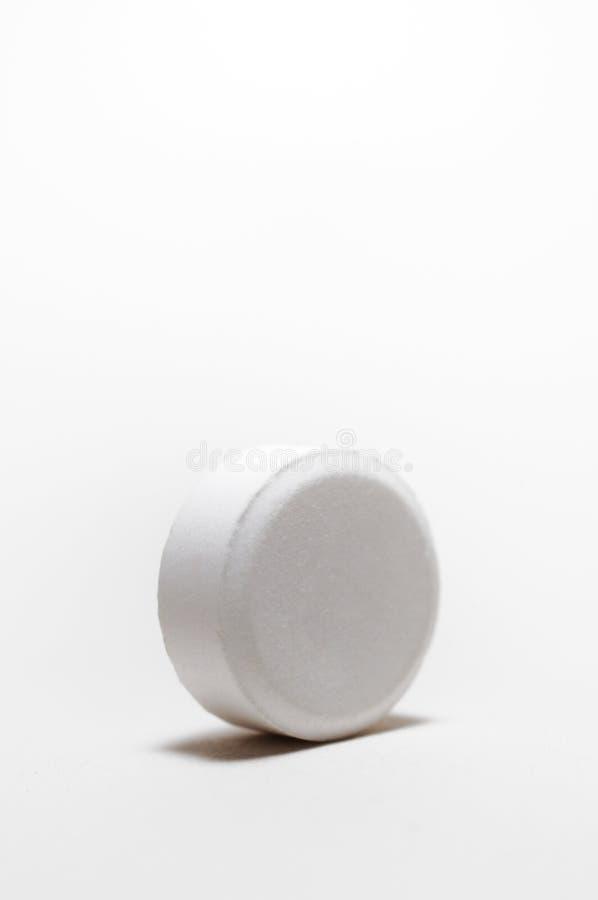 来回的药片 免版税库存图片