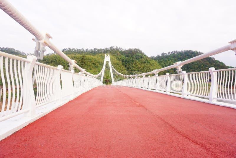 杭州西湖桥梁 图库摄影