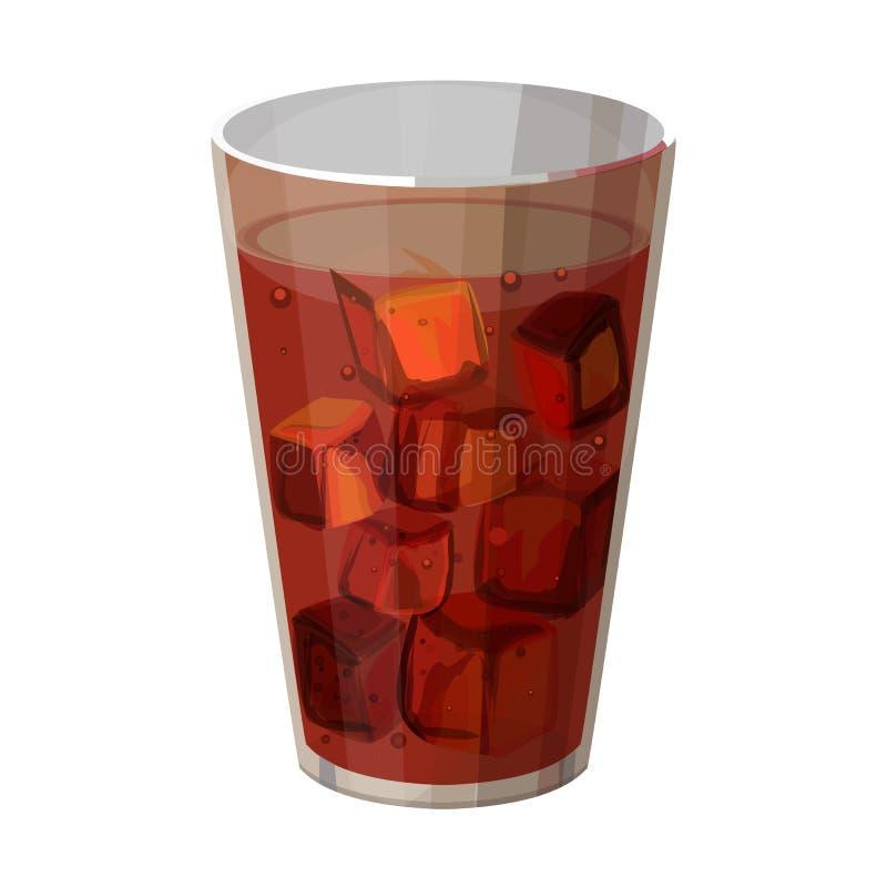 杯可乐,传染媒介例证 皇族释放例证