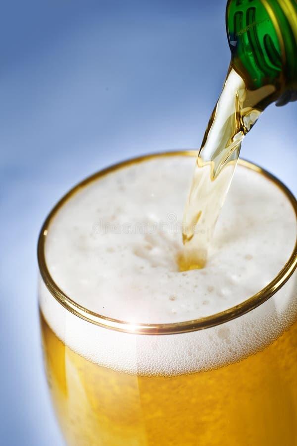 杯啤酒 图库摄影