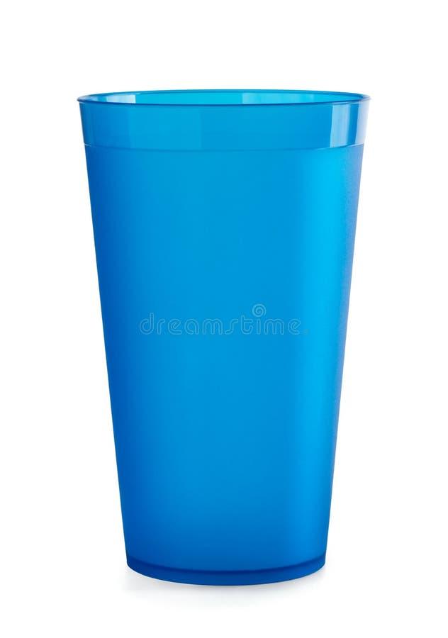 杯子塑料 库存照片