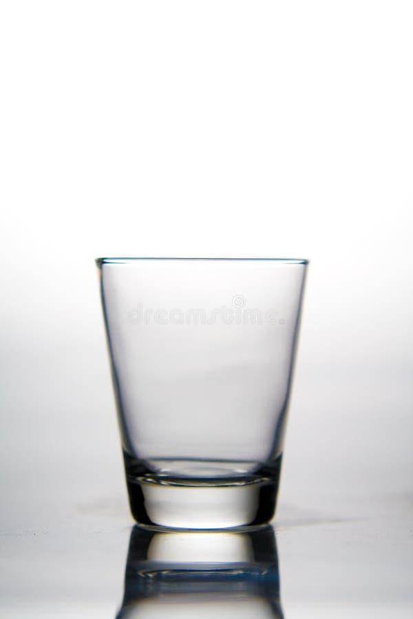 杯子玻璃 免版税库存图片