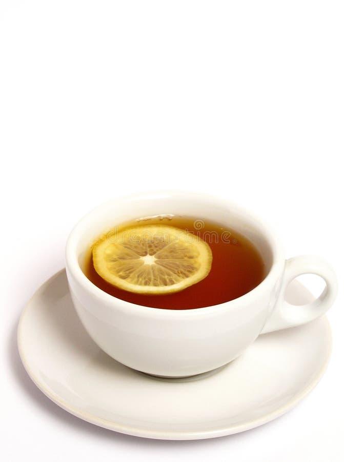 杯子茶 免版税库存照片