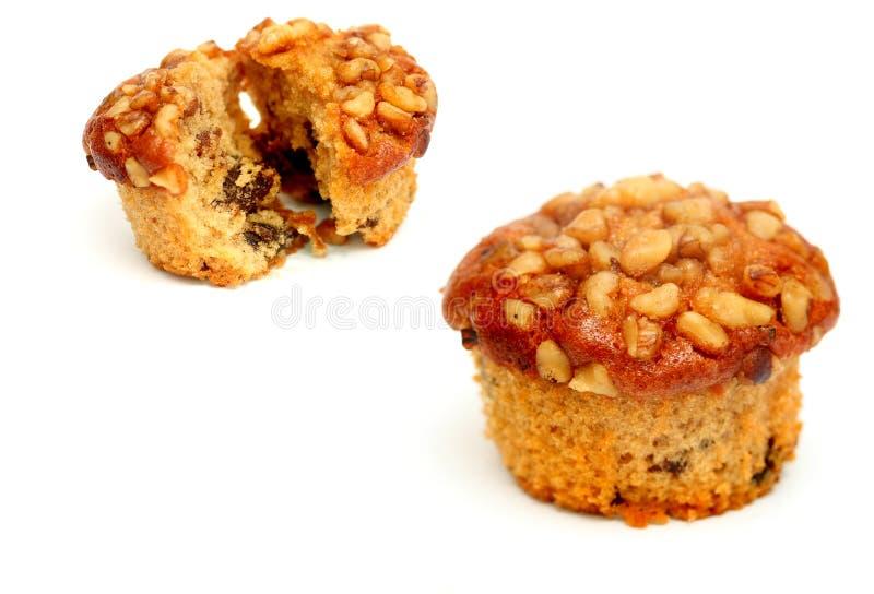 杯子蛋糕 免版税图库摄影