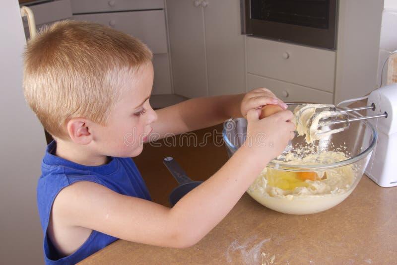 杯形蛋糕做 免版税库存图片