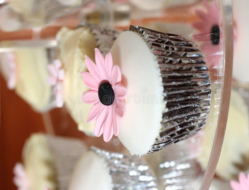杯形蛋糕神仙 库存照片