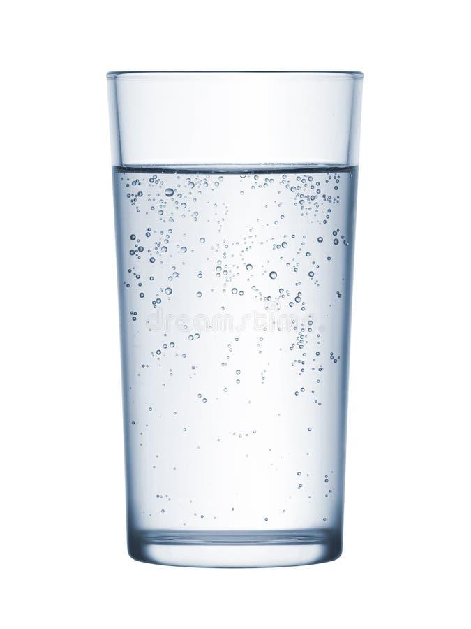 杯矿泉水 库存照片