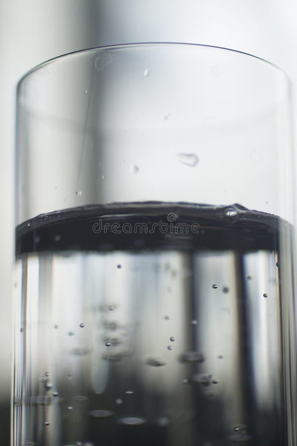 杯苏打水软饮料 免版税库存照片