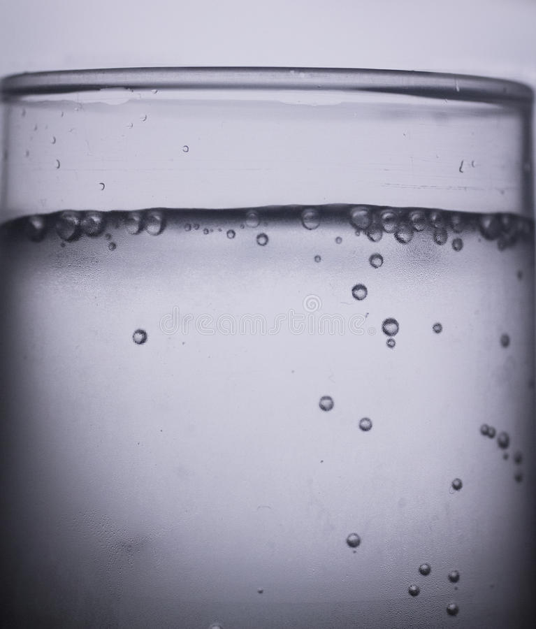 杯苏打水软饮料 免版税库存图片