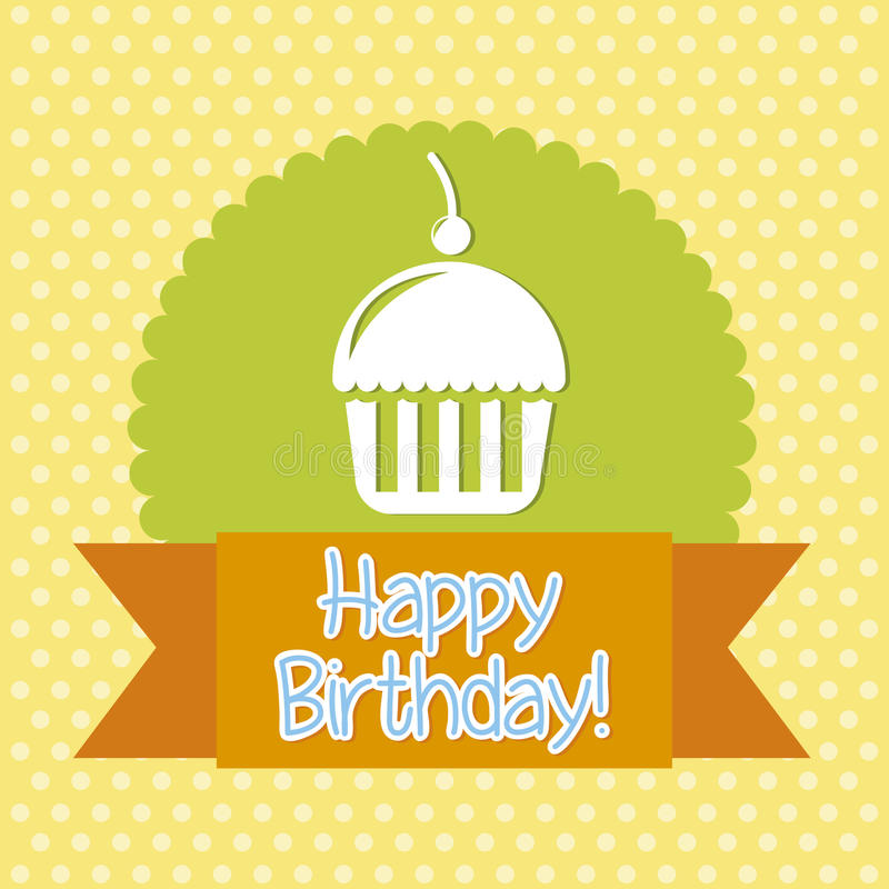 Download 杯蛋糕 向量例证. 插画 包括有 生日, 设计, 餐馆, 果子, 图标, 小点, 樱桃, 面团, 杯形蛋糕 - 30333828