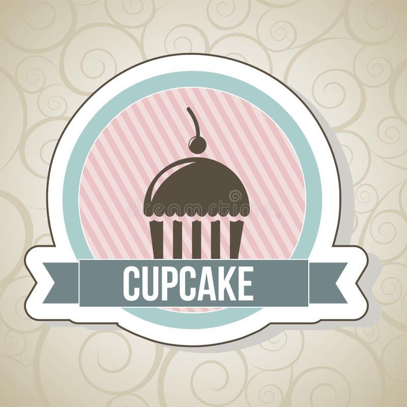 Download 杯蛋糕 向量例证. 插画 包括有 要素, 樱桃, 生日, 沙漠, 多福饼, 松饼, 装饰品, 烹调, 装填 - 30333896