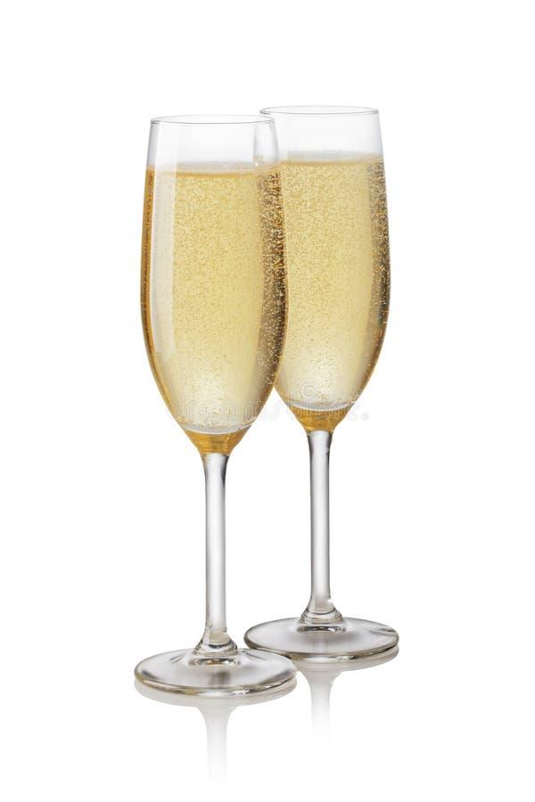 杯香槟 库存图片