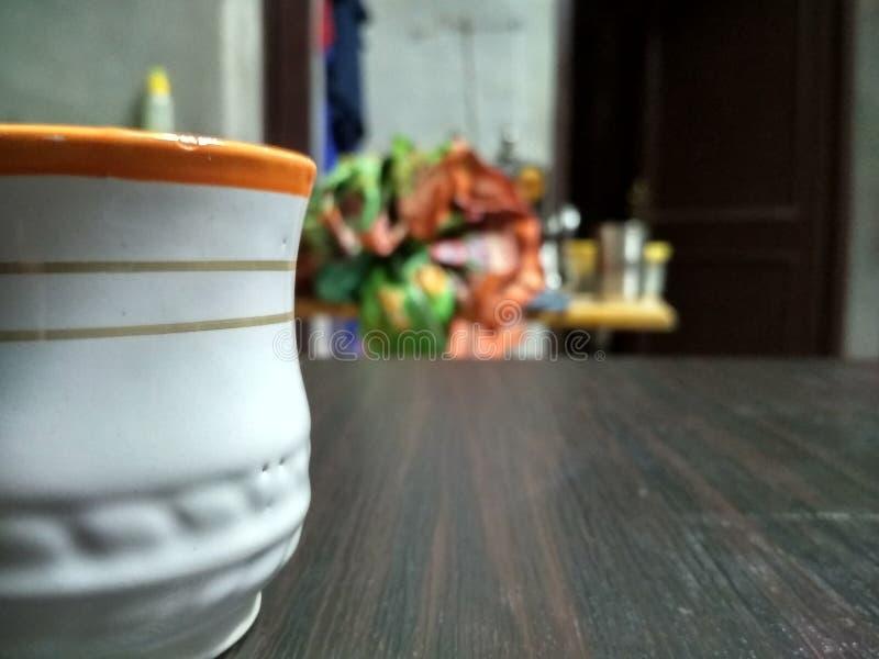 杯画廊 免版税图库摄影