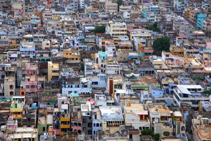 维杰亚瓦达,印度 图库摄影