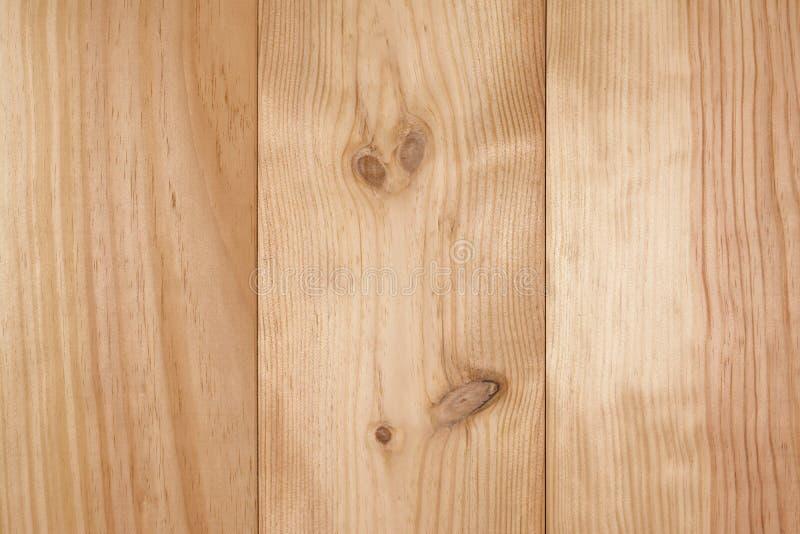 松树木板 库存图片