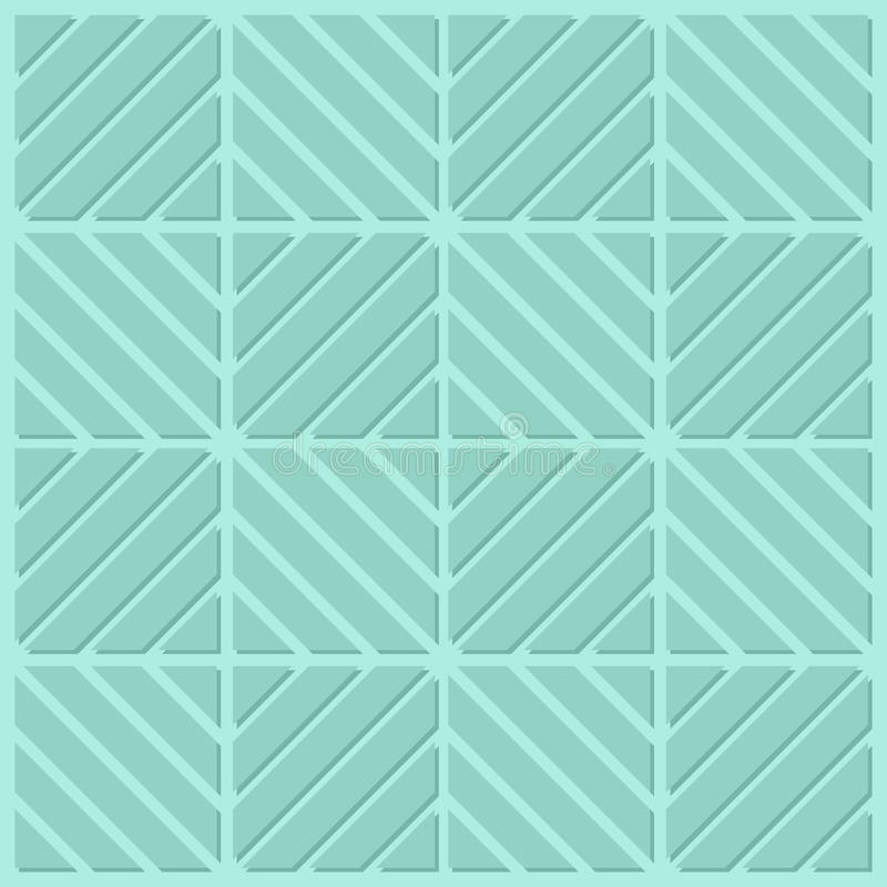 Download 绿松石正方形 向量例证. 插画 包括有 织品, 正常, 背包, 线性, 质朴, 精美, 打印, 图形式, 线路 - 72367107