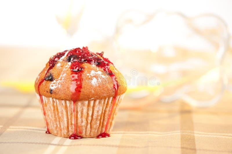 松饼莓 免版税库存图片