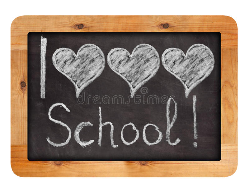 黑板设计被画的要素现有量例证学校 库存图片