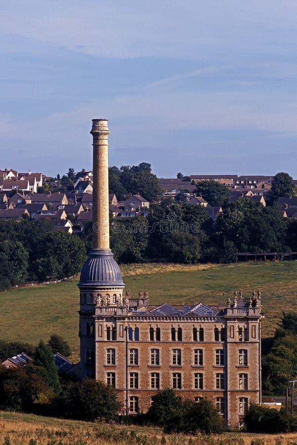 极乐花呢磨房,切削Norton,英国。 免版税库存图片