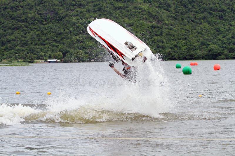 极其喷气机ski5 免版税图库摄影
