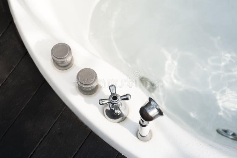 极可意浴缸浴盆 库存照片